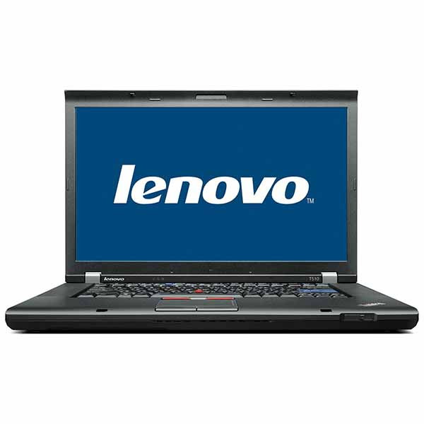 Ноутбук б/у 15,6″ Lenovo Thinkpad T510 / Core i5 520M / 4Gb ОЗУ DDR3 / 120Gb SSD