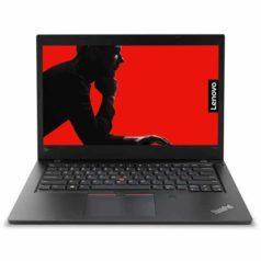Ноутбук б/у 14″ Lenovo ThinkPad L480 / Core i3 8130U / 8Gb ОЗУ DDR4 / 120Gb SSD / Сенсорный / камера