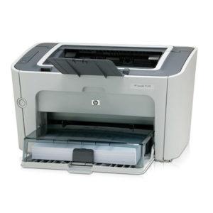 Лазерный принтер б/у HP LaserJet P1505