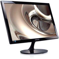 Монитор б/у 24″ Samsung S24D300HS, Full HD, LED, Отличное состояние
