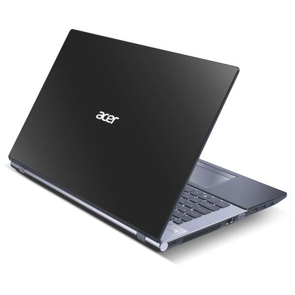 Ноутбук б/у 17.3″ Acer Aspire V3-731 - Core i7 3720QM / 6Gb ОЗУ DDR3 / SSD 120Gb / HDD 500Gb / камера