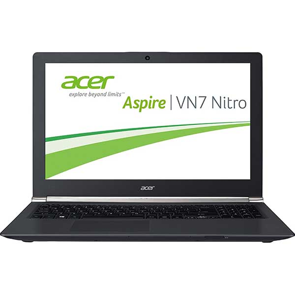 Игровой ноутбук б/у 15.6″ Acer Aspire Nitro VN7-571G - Core i3 4005U / GeForce 840M / 8Gb ОЗУ DDR3 / 240Gb SSD
