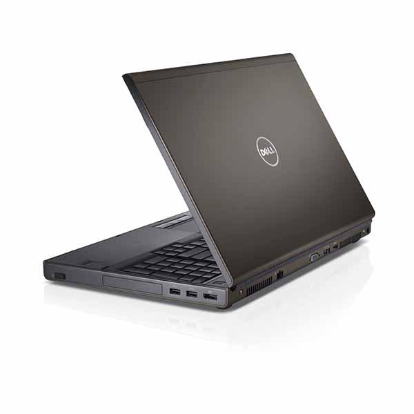 Игровой ноутбук б/у 15,6″ Dell Precision M4800 - Core i7 4610M / FirePro M5100 / 8Gb ОЗУ DDR3 / 120Gb SSD