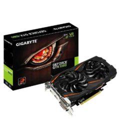 Игровая видеокарта б/у Gigabyte Geforce GTX 1060 - 3GB GDDR5