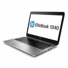Ноутбук б/у 14,1″ HP EliteBook Folio 1040 G1 / Core i5 4200U / 4Gb ОЗУ DDR3 / SSD 120Gb / камера
