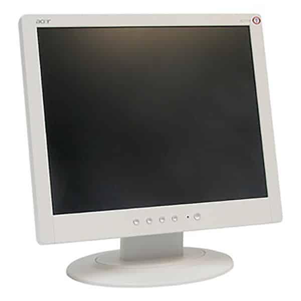 Монитор б/у 17″ Acer AL1714, Отличное хорошее