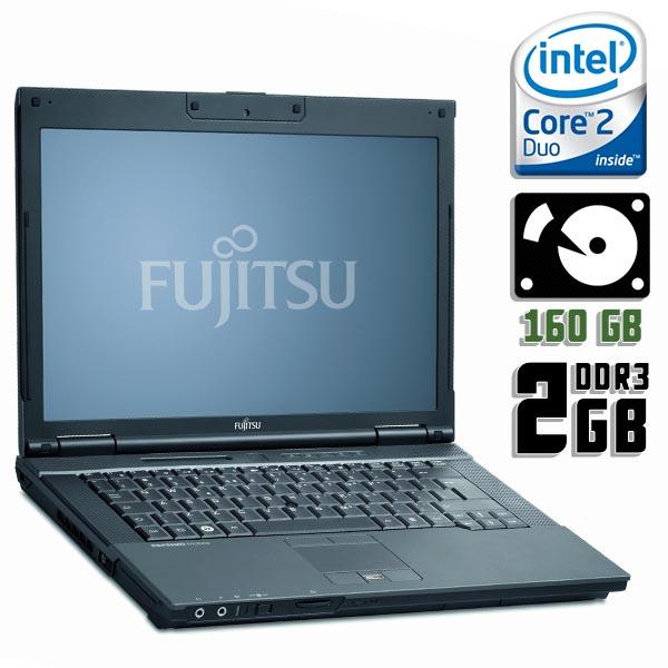 Ноутбук б/у 14″ Fujitsu Esprimo M9410 - 2 ядерный / 2Gb ОЗУ DDR3 / 160Gb HDD