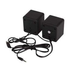 Акустическая система Gemix Mini 2.0 / 2 колонки по 3 Вт / USB / новая