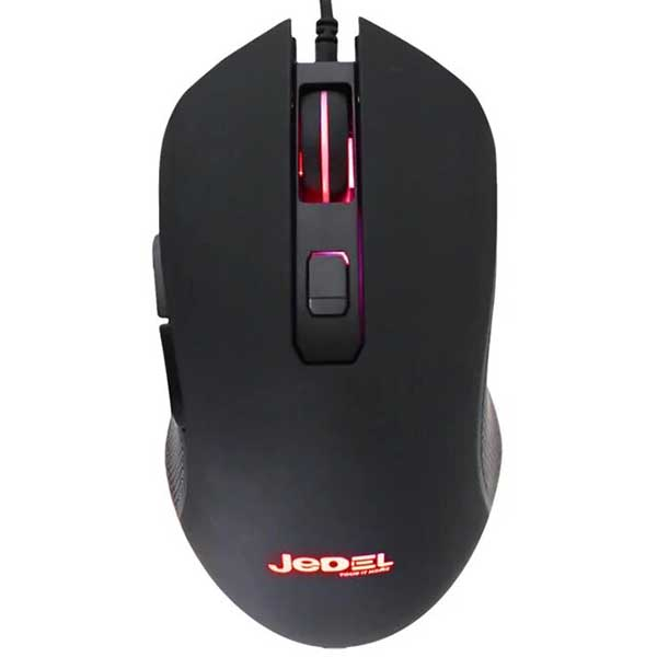 Мышь игровая JEDEL GM690 / разрешение 3200 dpi / 6 кнопок / подсветка