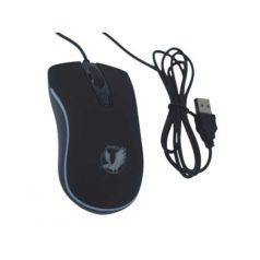 Мышь игровая JEDEL M80 / разрешение 1200 dpi / 4 кнопки / RGB подсветка