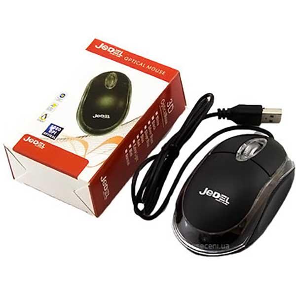 Мышь JEDEL TB220 / оптическая / разрешение 1000 dpi