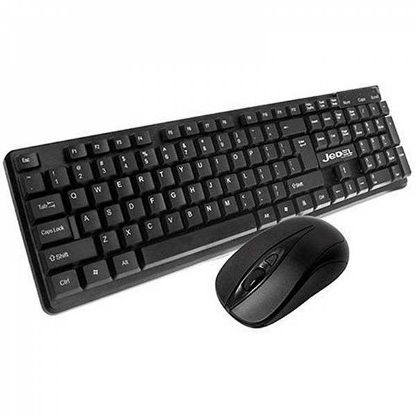 Комплект беспроводной Jedel WS630 / клавиатура + мышь