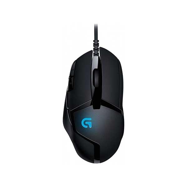 Мышь игровая Logitech G402 Hyperion Fury / разрешение 4000 dpi / 8 кнопок / подсветка