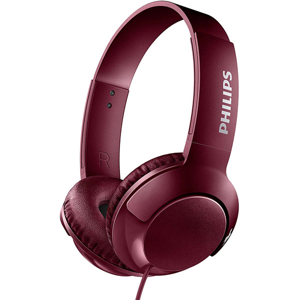 Наушники Philips SHL3070RD Red