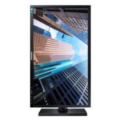 Монитор б/у 24″ Samsung S24E650, Full HD, LED, PLS, Отличное состояние