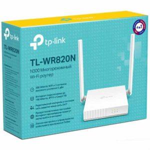 Роутер TP-Link TL-WR820N