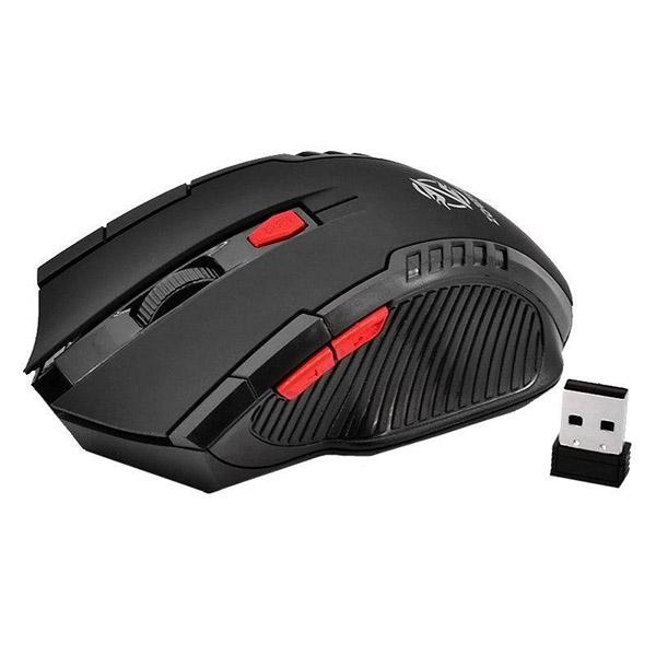 Мышь беспроводная ZORNWEE A30 / разрешение 1600 dpi / 6 кнопок