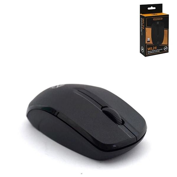 Мышь беспроводная ZORNWEE WL24 / оптическая / разрешение 1600 dpi