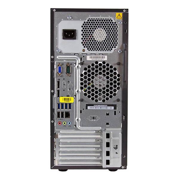 Игровой компьютер б/у Lenovo ThinkCentre M93p - Core i5 4570 / GTX 1060 / 8Gb ОЗУ DDR3 / SDD 120Gb