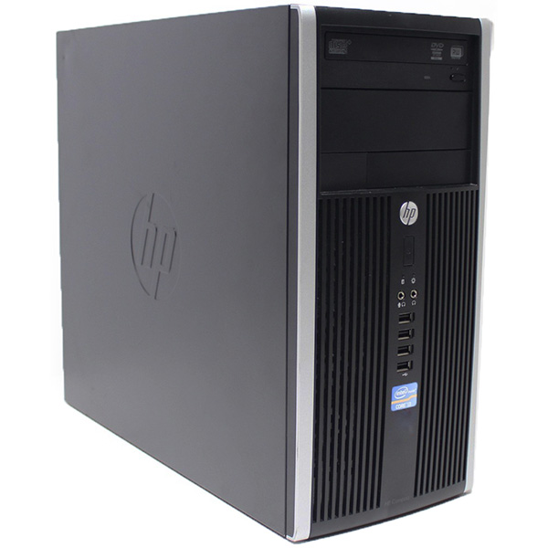 Игровой компьютер б/у HP Compaq Pro 6200 - Core i5 2400 / GT 710 / 4Gb ОЗУ DDR3 / 120Gb SSD