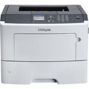 Лазерный принтер б/у Lexmark MS510DN