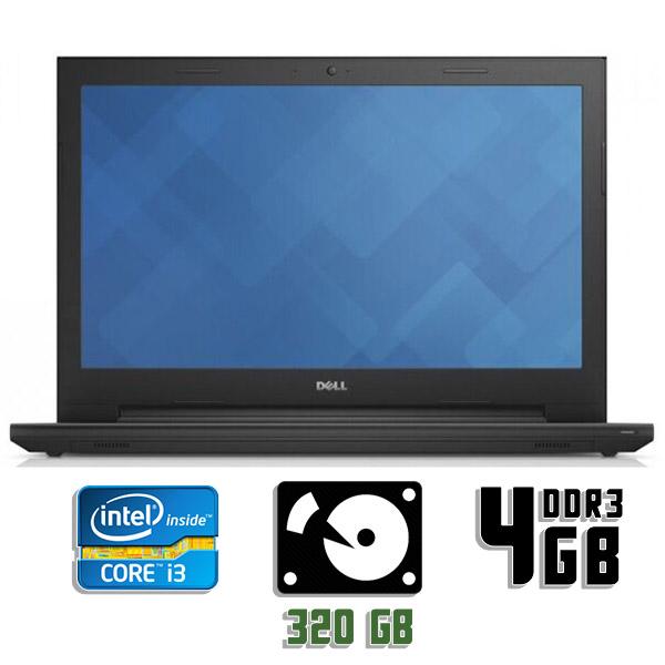 Ноутбук б/у 15,6″ Dell Vostro 3550 - Core i3 2Gen / 4Gb ОЗУ DDR3 / 320Gb HDD / камера
