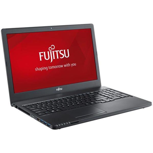 Ноутбук б/у 15,6″ Fujitsu Lifebook A555 - Core i3 5Gen / 4Gb ОЗУ DDR3 / SSD 120Gb / камера